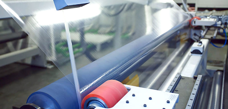 Roll materials manufacturing automation